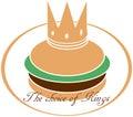 King hamburger