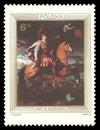 King John III Sobieski by Francesco Trevisani Royalty Free Stock Photo