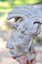 King Pakal Stock Image