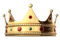 King's Crown Royalty Free Stock Photo