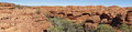 Kings Canyon, Australia Royalty Free Stock Photo