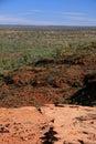 Kings Canyon, Watarrka National Park, Australia Stock Images
