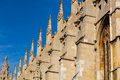 Kings College, Cambridge Royalty Free Stock Photo