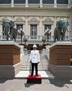 Kings guard in grand royal palace bangkok thailand march phra borom maha ratcha wang on march was the Stock Photos