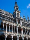 Kings house, Grand Place, Brussels, Belgium Stock Image