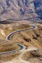 Kings road - Jordan Royalty Free Stock Photo