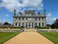Kingston Lacy House Royalty Free Stock Images