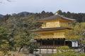 Kinkakuji, Kyoto, Japan Royalty Free Stock Photo
