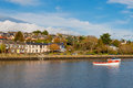 Kinsale harbour. Ireland Royalty Free Stock Photography