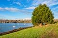 Kinsale Harbour. Ireland Royalty Free Stock Photo