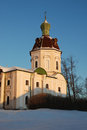 Kirillo-belozersky monastery Stock Photography
