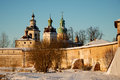 Kirillo-belozersky monastery. Stock Photo
