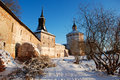 Kirillo-belozersky monastery. Stock Photography