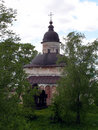 Kirillov - oldest Church Royalty Free Stock Photo