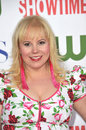 Kirsten Vangsness Royalty Free Stock Photo