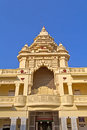 Kirti mandir in porbangar january porbandar gujarat india memorial complex at mahatma gandhis birthplace Stock Images