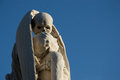 Kiss of death poblenou a view barcelona Royalty Free Stock Image