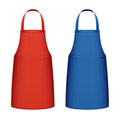 Kitchen apron Royalty Free Stock Photos