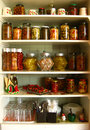 Kitchen cabinet Royalty Free Stock Photo