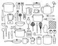 Kitchen doodle