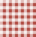 Kitchen tablecloth pattern vector background Stock Photos