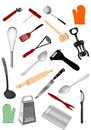 Kitchen tools Stock Image