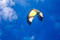 surfing kite Royalty Free Stock Photo