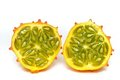 Kiwano fruit Royalty Free Stock Photography