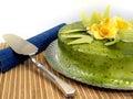 Kiwi cake Royalty Free Stock Photo