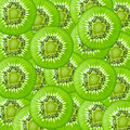 Kiwi fruit background Stock Image
