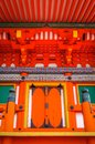 Kiyomizu-dera temple detail, Kyoto, Japan Royalty Free Stock Photo