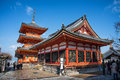 Kiyomizu-dera temple, Kyoto Royalty Free Stock Photo