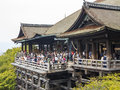 Kiyomizudera Temple, Kyoto Royalty Free Stock Photo