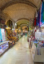 Kizlaragasi han bazaar izmir turkey is one of the most popular tourist attractions near the port in a a historical building Stock Photo