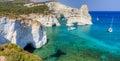 Kleftiko, Milos Island, Cyclad...
