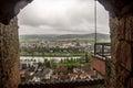 Klingenberg View Through A Sto...