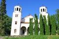 Klisurski Monastery Church Royalty Free Stock Photo
