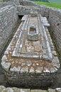 Kloaki rzymskie Obraz Royalty Free