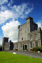 Knappogue Castle Co. Clare Ireland Stock Image