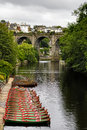Knareborough Viaduct Stock Photos