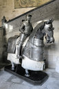 Knight Armors Stock Photography