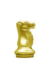 Knight chess piece Royalty Free Stock Image