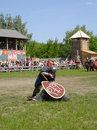 Knights tournament Stock Photography
