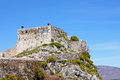 Knin fortress Royalty Free Stock Photo
