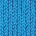 Knit sewater fabric seamless pattern texture vector with hand drawn elements Royalty Free Stock Image
