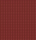 Knit yarn vintage red vertical seamless pattern this illustration is design and drawing crochet the with color in line background Royalty Free Stock Photography