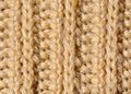 Knitted acrylic texture Stock Photo