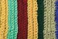 Knitted Fine Wool Garment Colo...