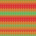 Knitted seamless pattern Stock Image