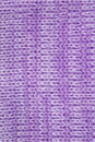 Knitted vertical textured background lilac high resolution Royalty Free Stock Images